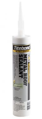 Герметик TITEBOND WEATHERMASTER METAL ROOF SEALANT (Белый) 300 мл 61001