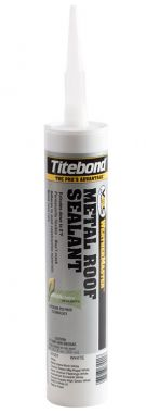 Герметик TITEBOND WEATHERMASTER METAL ROOF SEALANT (Чёрный) 300 мл 61121